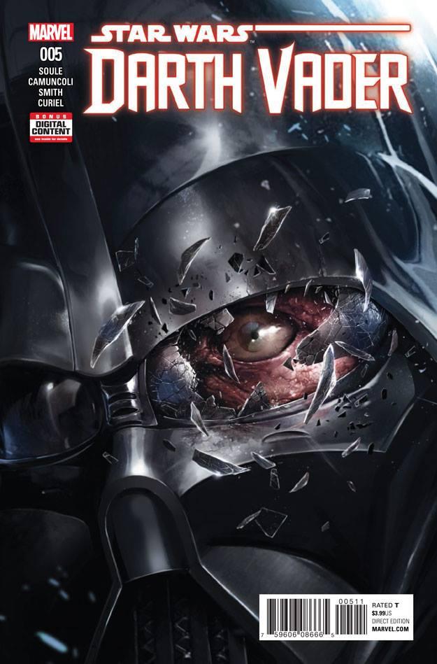 Star Wars Darth Vader (II) 5
