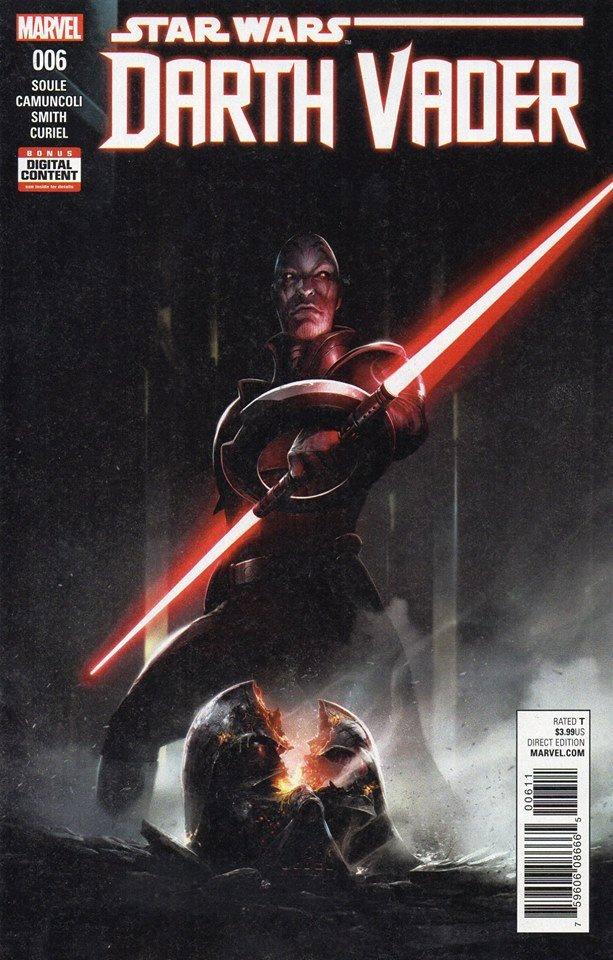 Star Wars Darth Vader (II) 6