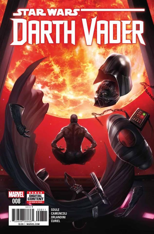 Star Wars Darth Vader (II) 8