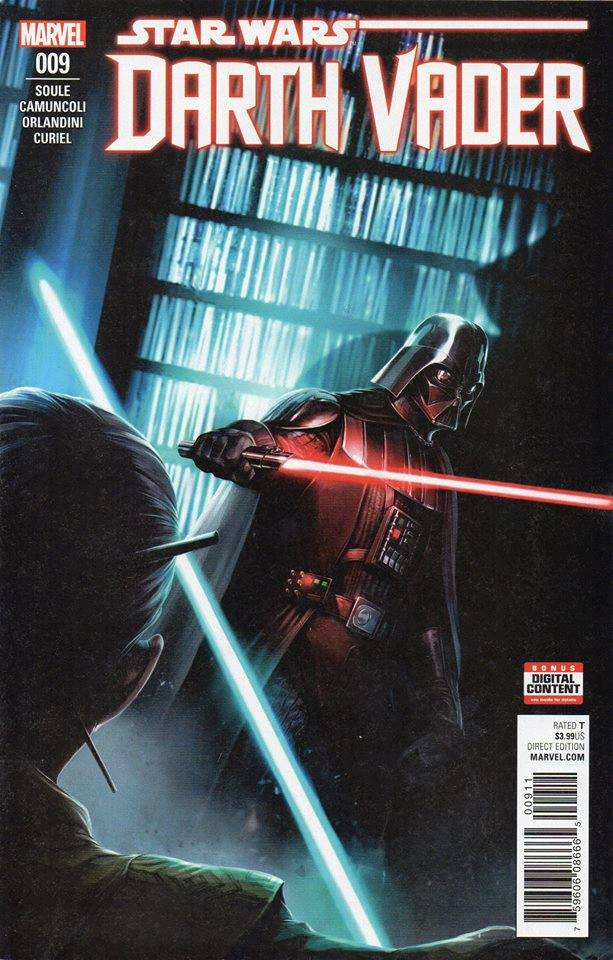 Star Wars Darth Vader (II) 9