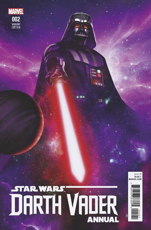 Star Wars Darth Vader: Technological Terror