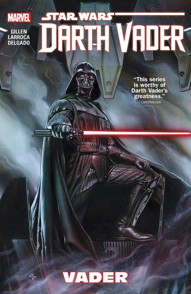 Star Wars Darth Vader 1: Vader