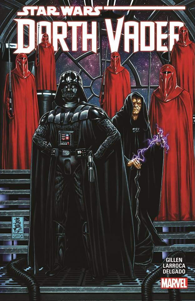 Star Wars: Darth Vader Volume 2