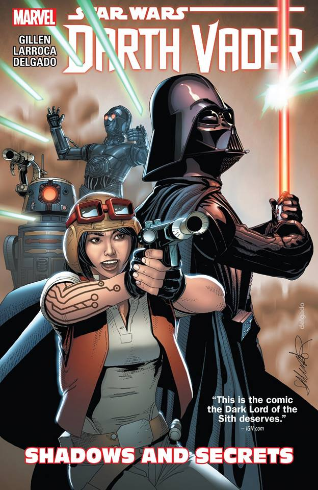 Star Wars Darth Vader 2: Shadows and Secrets
