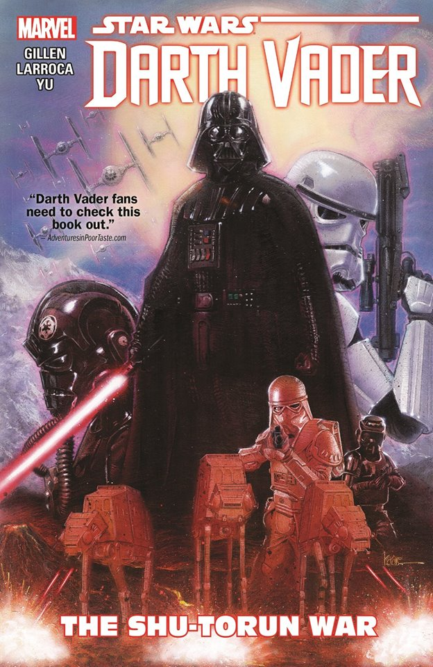 Star Wars Darth Vader 3: The Shu-Torun War