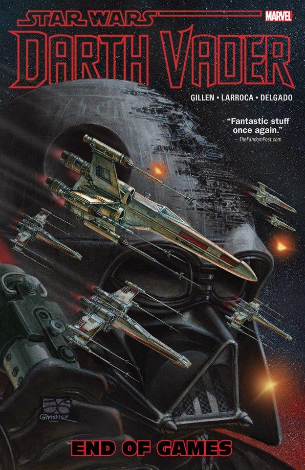 Star Wars Darth Vader 4: End of Games