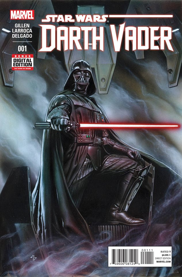 Star Wars Darth Vader: Vader