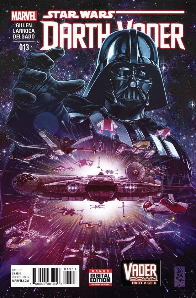 Star Wars Darth Vader 13 - First Printing