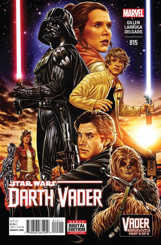 Star Wars Darth Vader 15
