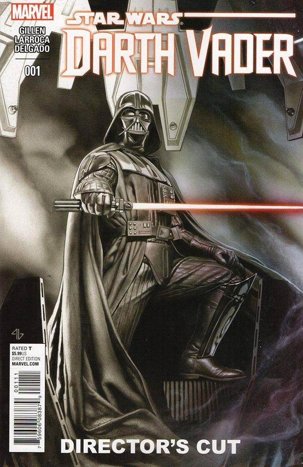 Star Wars Darth Vader 1 Director's Cut