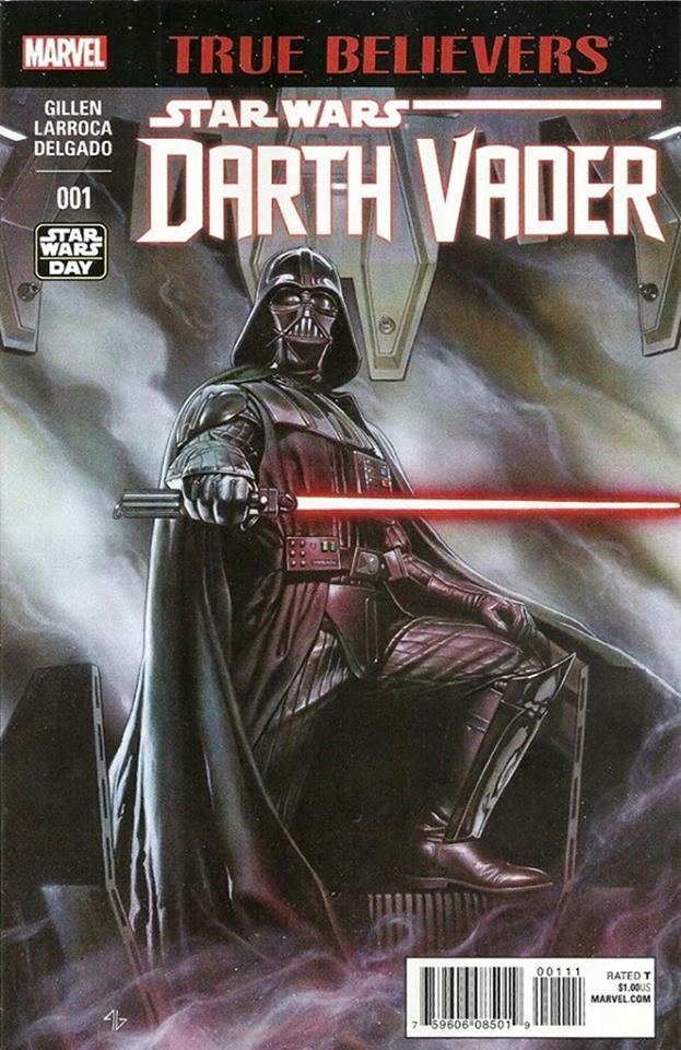 Star Wars Darth Vader 1 (True Believers)
