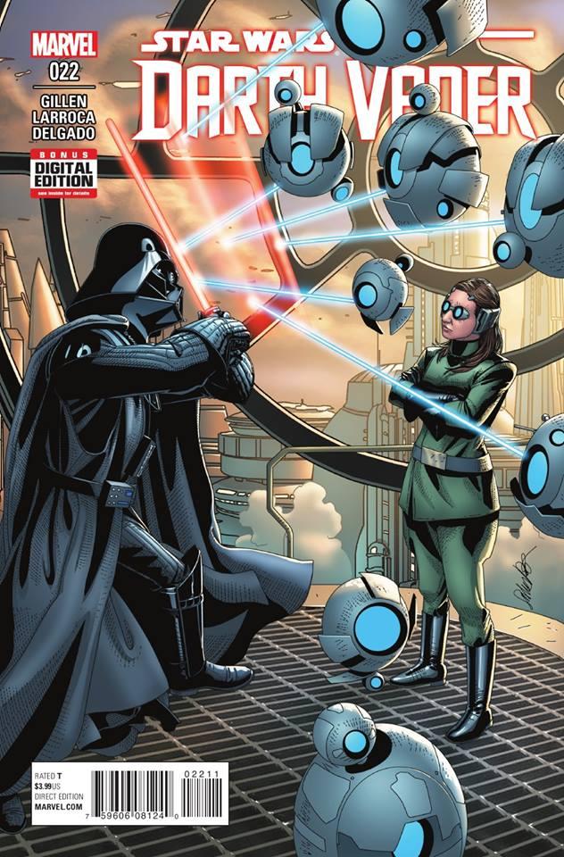 Star Wars Darth Vader 22