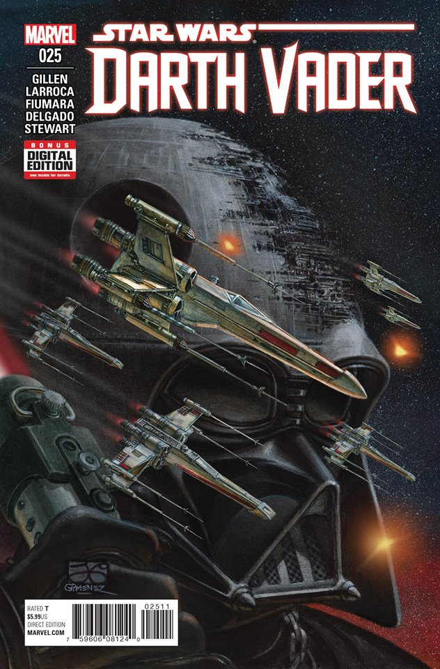 Star Wars Darth Vader 25 - First Printing