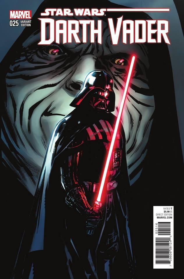 Star Wars Darth Vader 25 - Sara Pichellii Variant