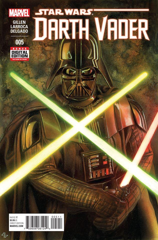 Star Wars Darth Vader 5