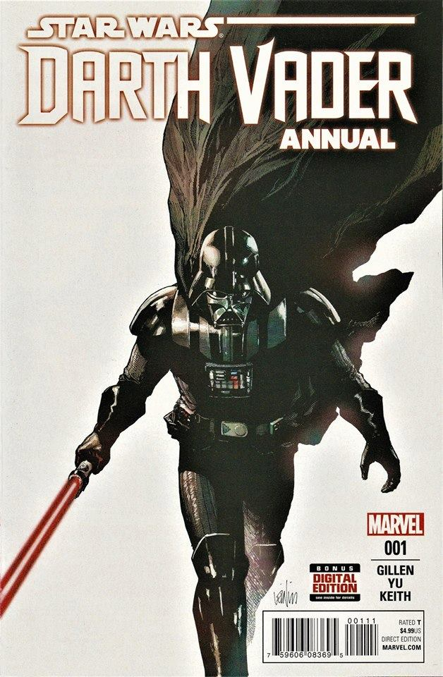 Star Wars Darth Vader Annual 1