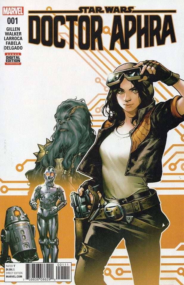 Star Wars Doctor Aphra: Aphra