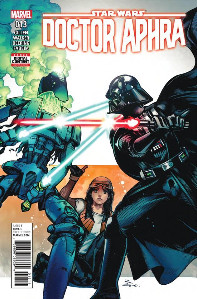 Star Wars: Doctor Aphra 13