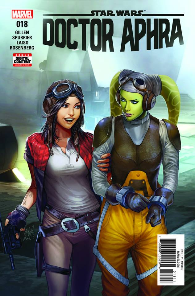 Star Wars: Dr. Aphra 18 - First Printing