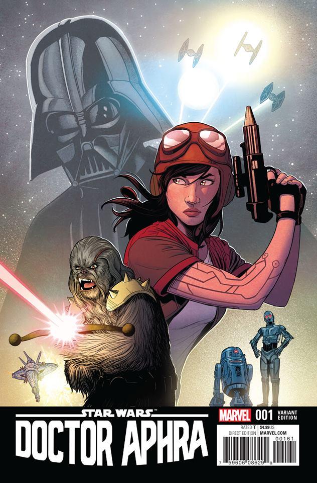 Star Wars: Dr. Aphra 1 - Jamie McElvie Variant