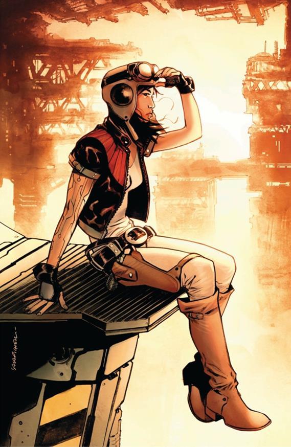Star Wars: Dr. Aphra 1 - Sara Pichelli Dark Side Variant