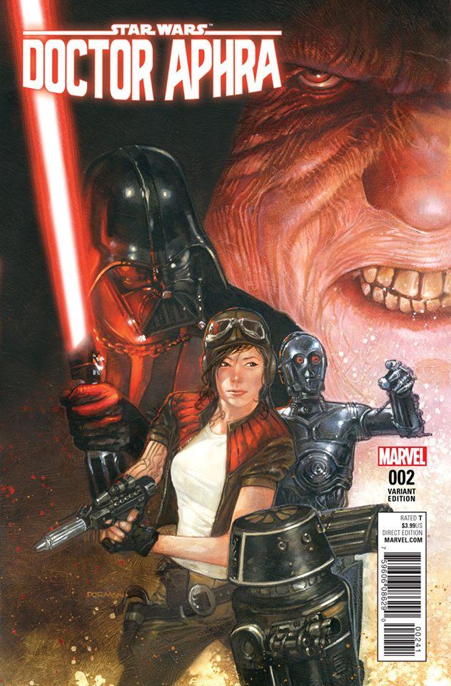 Star Wars: Dr. Aphra 2 - Dave Dorman Variant