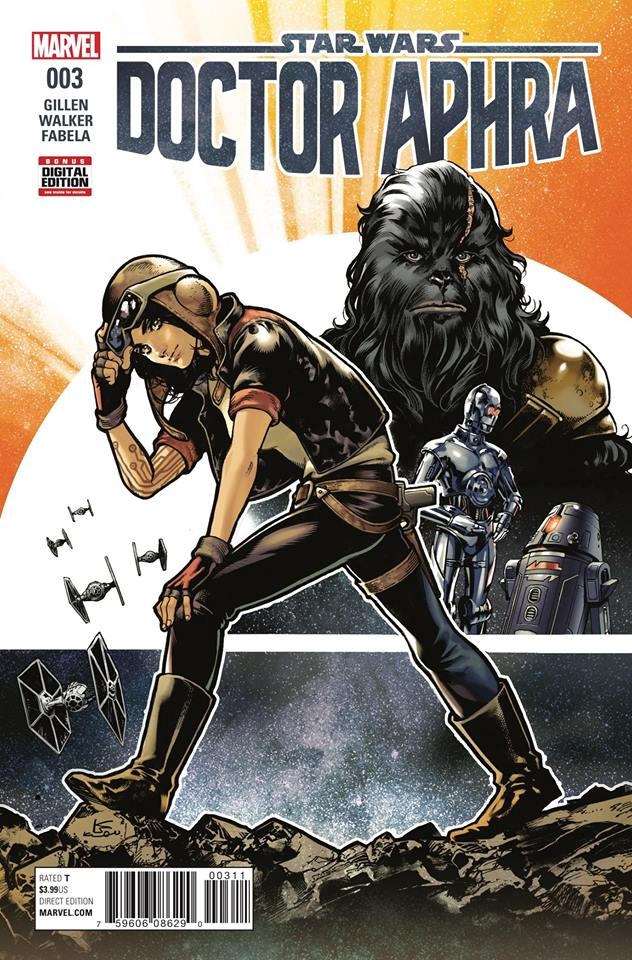Star Wars: Dr. Aphra 3 - First Printing