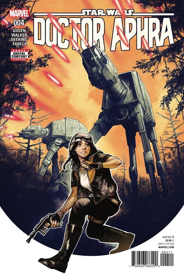 Star Wars: Doctor Aphra 4