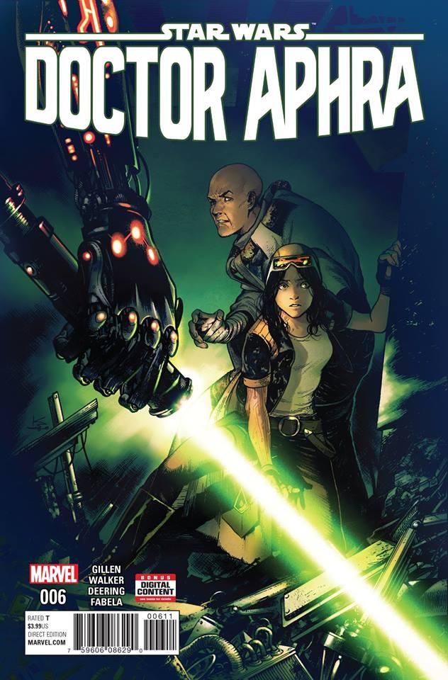 Star Wars: Doctor Aphra 6