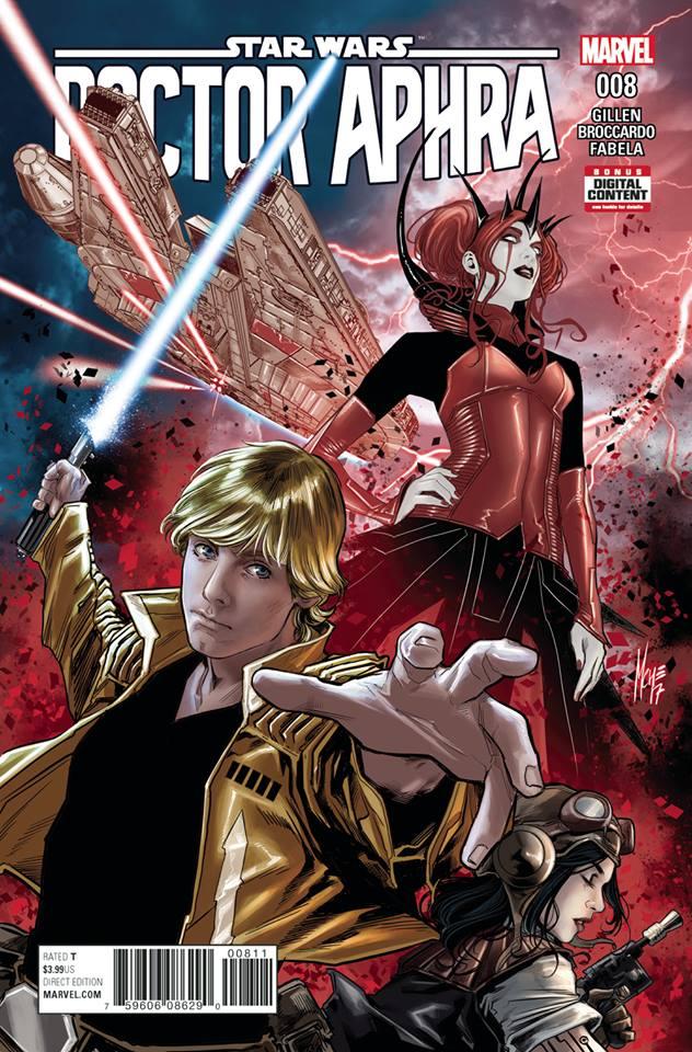 Star Wars: Doctor Aphra 8