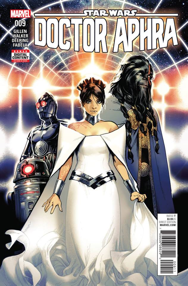Star Wars Doctor Aphra and the Enormous Profit