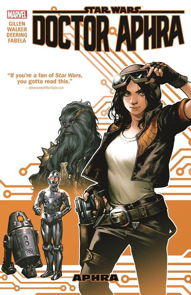 Star Wars Doctor Aphra 1: Aphra