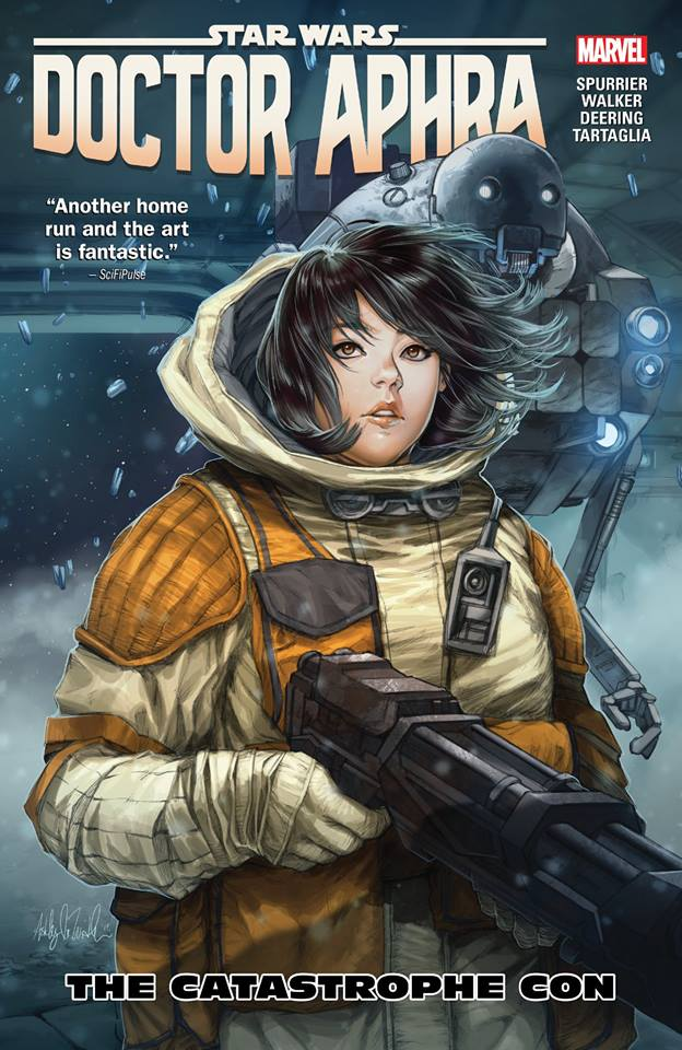 Star Wars Dr. Aphra 4: The Catastrophe Con