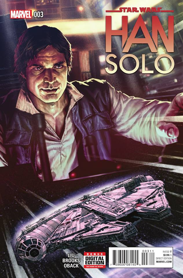 Star Wars Han Solo 3 - First Printing