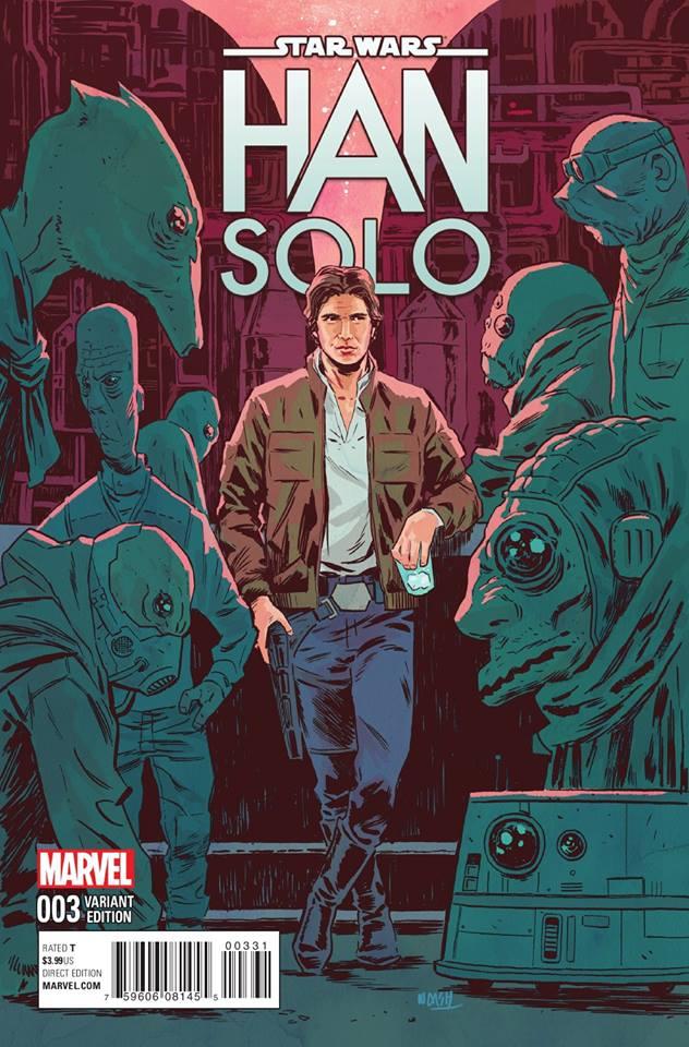 Star Wars Han Solo 3 - Han Variant