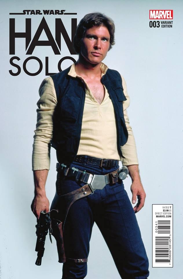 Star Wars Han Solo 3 - Movie Variant
