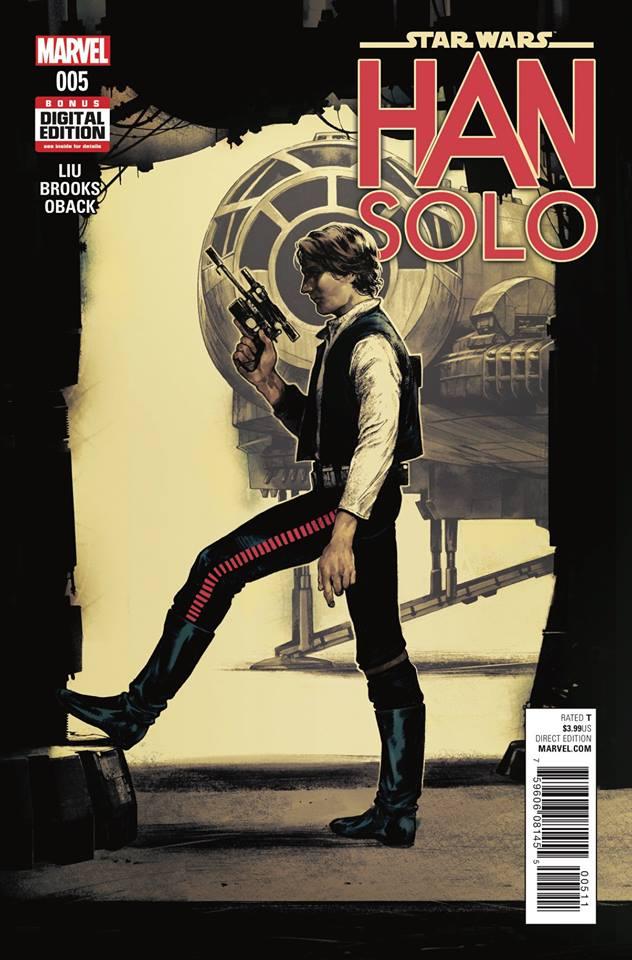 Star Wars Han Solo 5