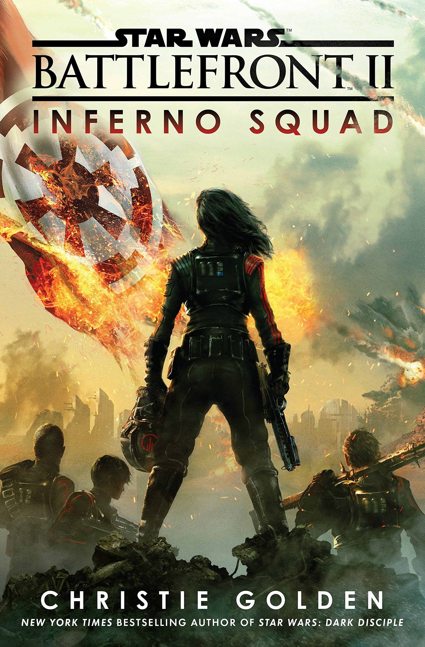 Star Wars Battlefront II: Inferno Squad (export edition)