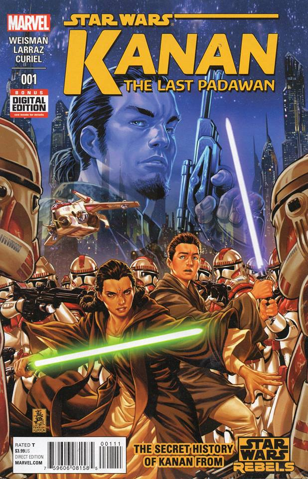 Star Wars Kanan: The Last Padawan