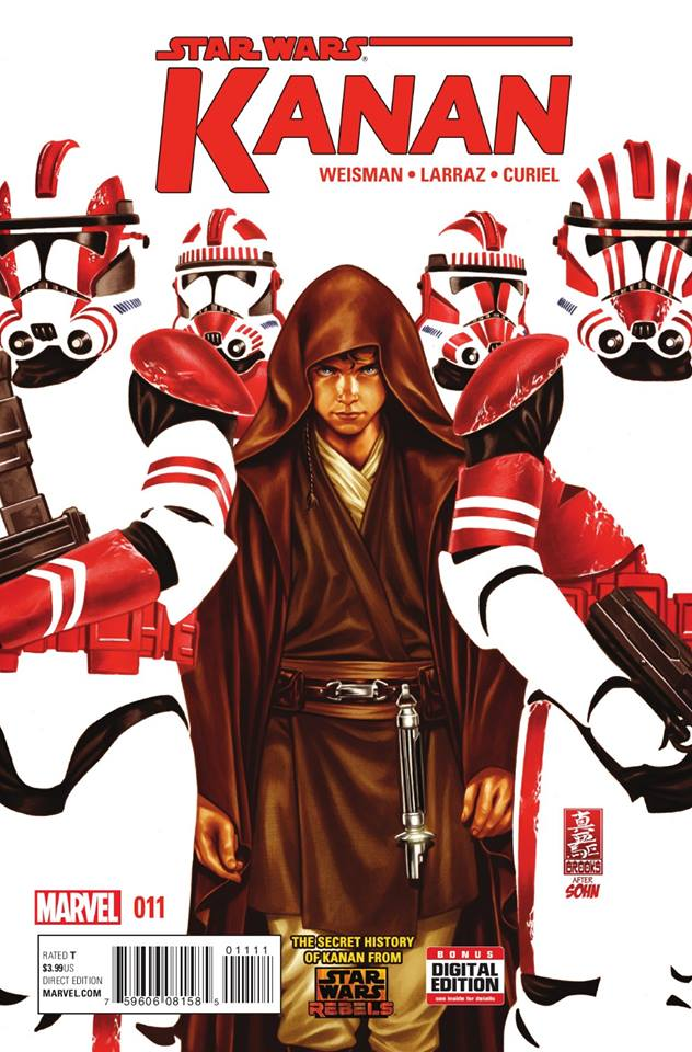 Star Wars Kanan 11 - First Printing