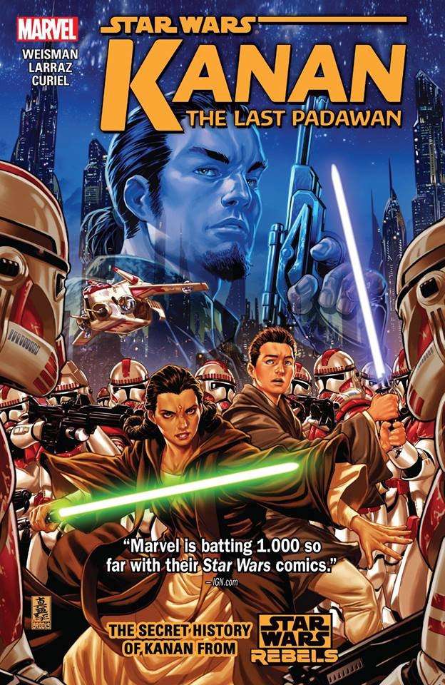 Star Wars Kanan 1: The Last Padawan
