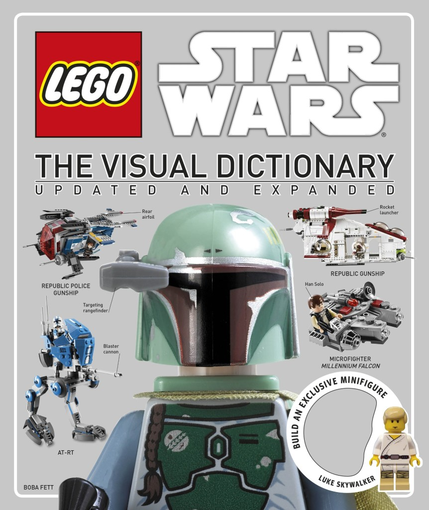 Lego Star Wars: The Visual Dictionary Updated and Expanded