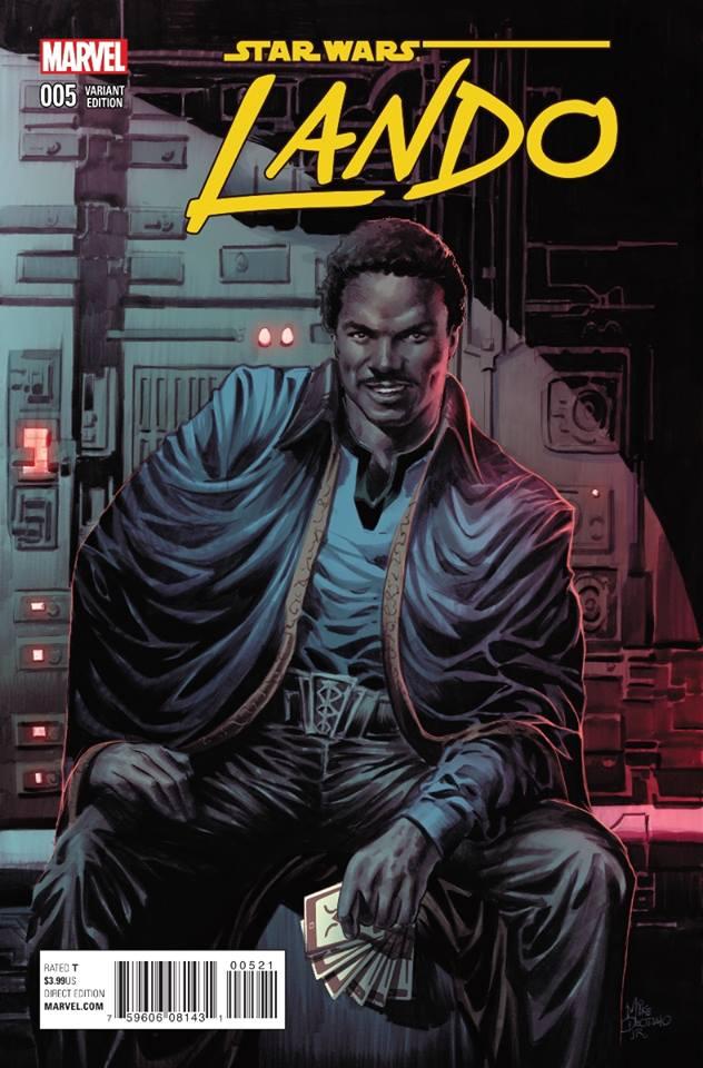Star Wars Lando 5 - Lando Variant