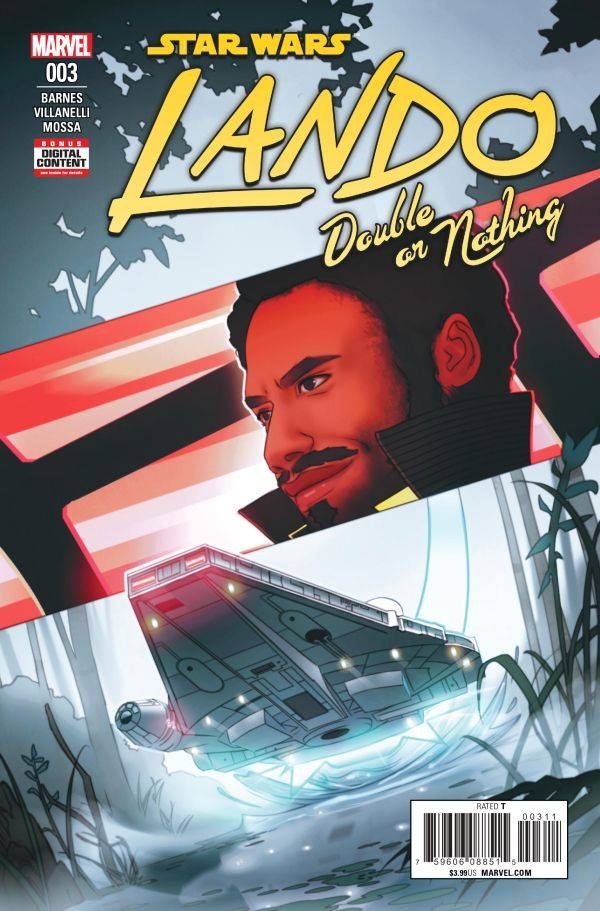 Star Wars Lando: Double or Nothing 3