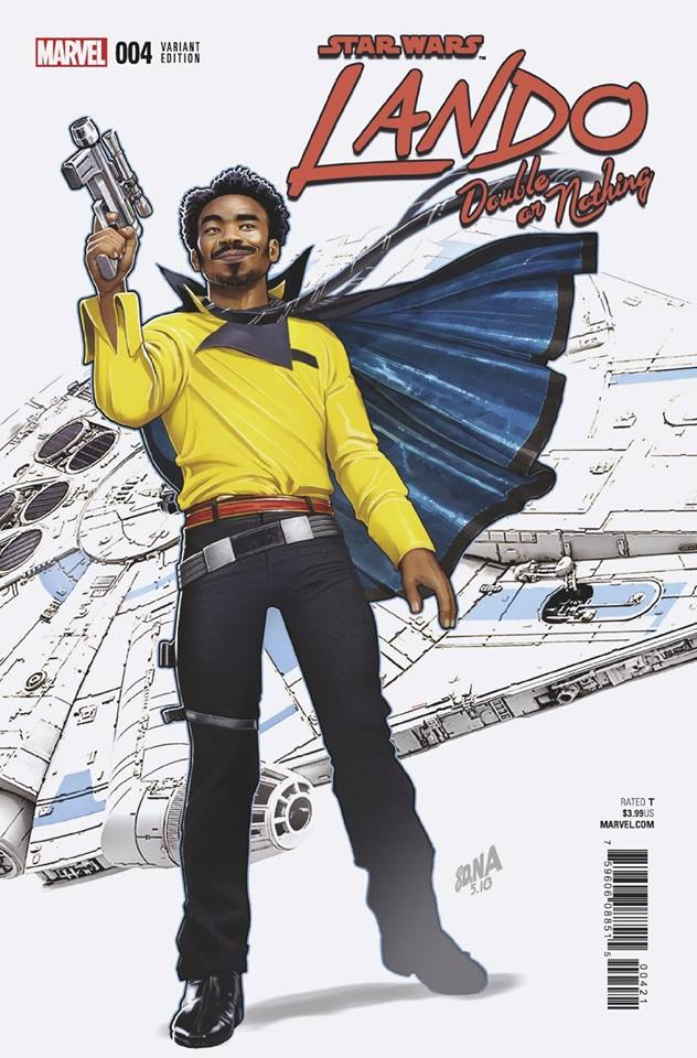 Star Wars Lando: Double or Nothing 4