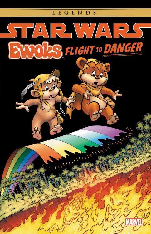 Star Wars Legends: Ewoks - Flight to Danger