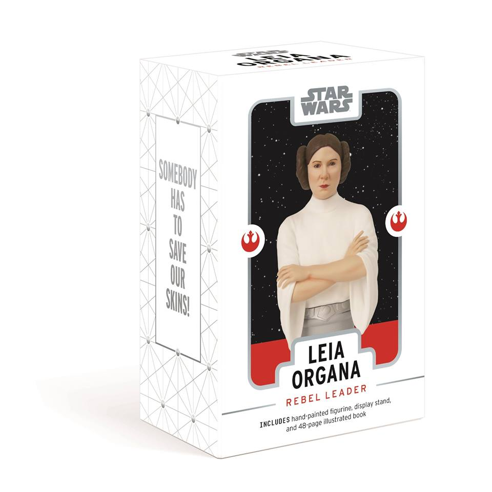 Star Wars: Leia Organa - Rebel Leader