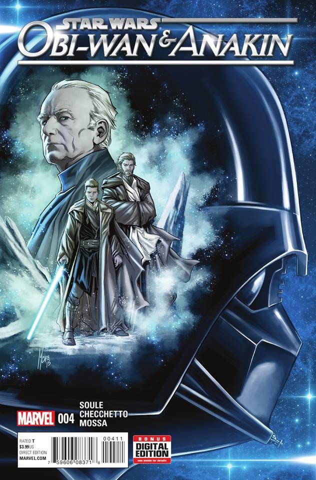 Star Wars Obi-Wan and Anakin 4