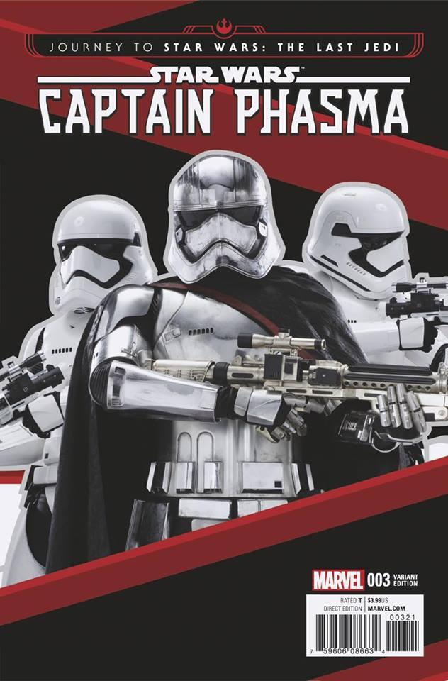Star Wars: Captain Phasma 3 - Movie Variant