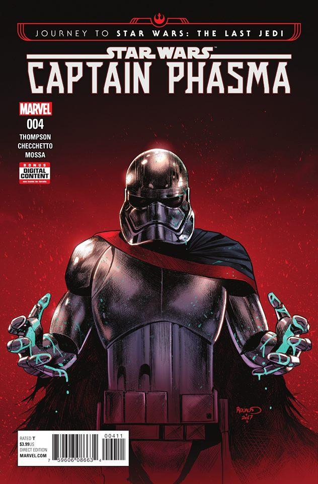 Star Wars: Captain Phasma 4